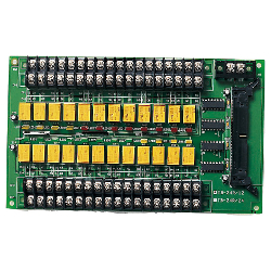 Daughter board for TTL digital I/O card