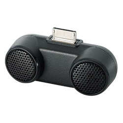 Walkman® Compatible WM-PORT Connectible Portable Stereo Speaker