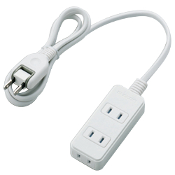 Power Strip with Dust Blocker, 3/4/6 Sockets