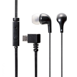 Stereo Microphone Headphones For Smartphones / Feature Phones
