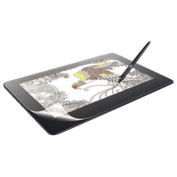 LCD Protective Film For Touch Pen Type Tablets / Paper-Like / Anti-Reflection / 13.3-Inch