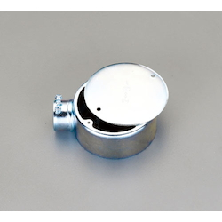 Round Exposed Box (1-Side Outlet) EA940CS-27
