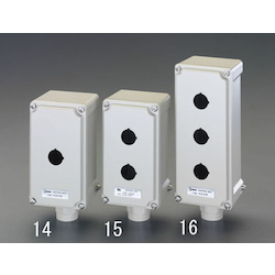 [Dia. 22mm] Control box (Waterproof) EA940DF-15