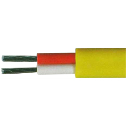 Compensating Cable, Thermocouple J Type, JX-G-VVF Series