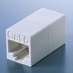 Modular jack relay adapter without JJ claw