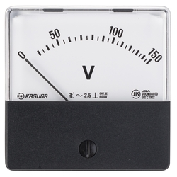 Gauge For Panel, AC Voltmeter (Moving Iron Type)