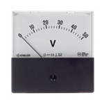 Gauge for Panel, DC voltmeter (Moving Coil Type)