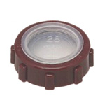Poly cuff bushing for thick steel wire tube  (lid)
