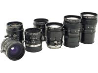 CCTV Lens (Focal Length 3 to 100 mm): for Under 1 Million Pixels