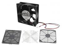DC Fan (Set Goods, Flexible Cable Length)
