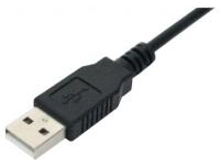 Universal, USB 2.0-Conforming, A-Model, Double-End Cable Harness