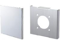 RNKTQ Unpainted Panel with Deep 4-Direction Bending - Highly Corrosion-Resistant Hot-Dip Steel Plate