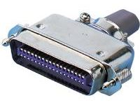 Centronics Solder Screw-lock Model Connector (Male)