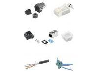 IP67 Compatible LAN Parts