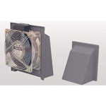 Ventilation fan hood (for outdoor use: FK type) IPX4