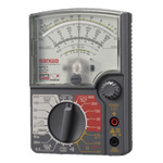 Analog multimeter (with hard case)