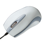 Optical scroll mouse