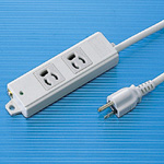 Power Strip, Construction Use, 2 Sockets (Environmentally Friendly)