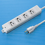 Power Strip, Construction Use, 4 Sockets (Environmentally Friendly)