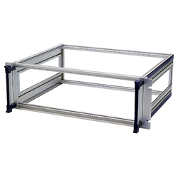 Sub rack RKU series