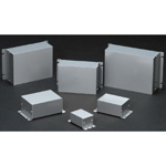 MBC Series Aluminum Case with Flanged Feet