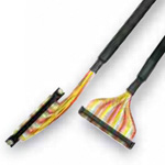 40-pin L-Angle Type Cable (BFH)