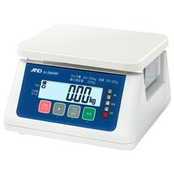 SJ-WP Series Dust-Proof And Waterproof Scale With Validation