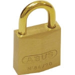 Cylinder Padlock, Shackle Diameter 3.5–8.5 mm