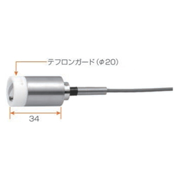 Self-Weight Temperature Sensor WE Series