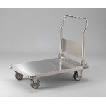All Stainless Steel Trolley, Load Capacity (kg) 400