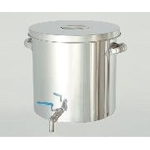 Stainless Steel Tank With Valve