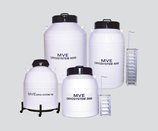 Liquid Nitrogen Container (CryoSystem Series)