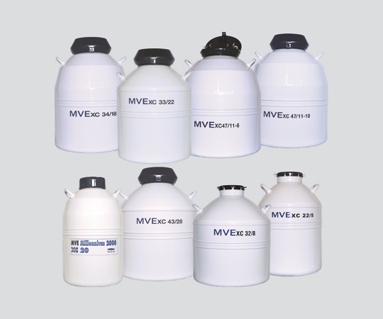 Liquid Nitrogen Storage Container (XC Series)