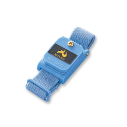 Wrist Strap Cordless Type, Band Material: Rubber with Conductive Fibers
