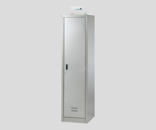 Dust-free clothes locker (stainless steel)
