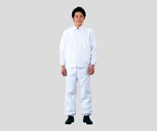 Fluorine Resin Coated Chemical-resistant coat and pants