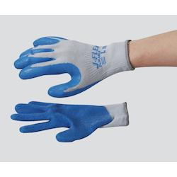 Rubber Coated Working Gloves
