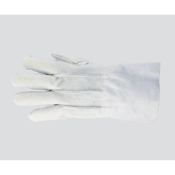 Split Cowhide Gloves (Back Seams, Medium Length Sleeves)