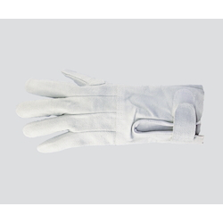 Cow split leather gloves for welding (super guard)