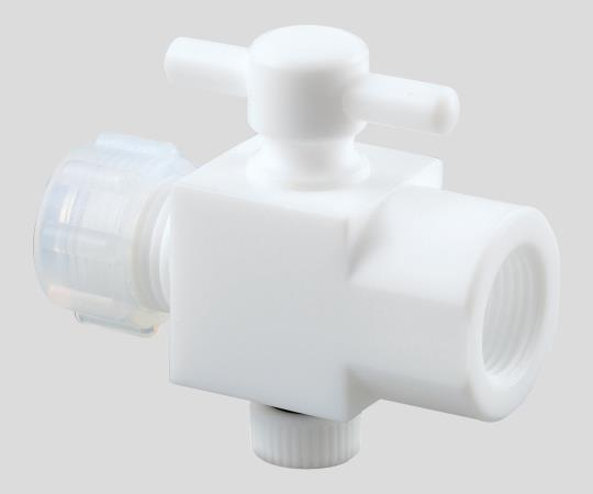 AS FLON® YK Connection Half-Tapped Valve