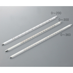 Mercury Thermometer -20 - +100℃