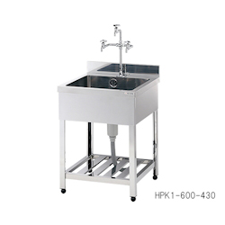 Sink 600 x 600 x 800 (Stainless Steel (SUS430))