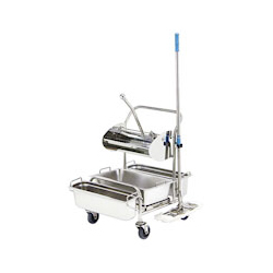 Mop Trolley For Use in Clean Room