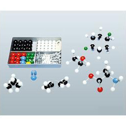 Molecule Model System Molymod (Sodium Chloride x 27 Pieces Sodium Chloride x 27 Pieces)