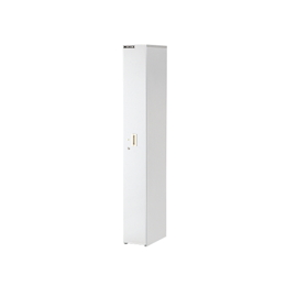 Ultra-Thin Type Chemical Closet (Wooden Chemical Closet) Pivot Door 1800