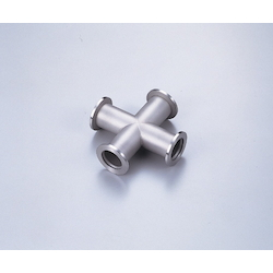 Cross Piece NW40 C105-16-422 (Stainless Steel (SUS316L))