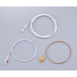 Coated Thermocouple (K Thermocouple: Duplex) Dj-K-Bl-5m-Connector