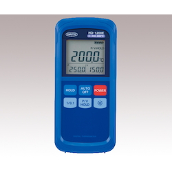 PortableThermometer E Type Standard with Resolution Switching, Analog Output Function (10mv/℃)