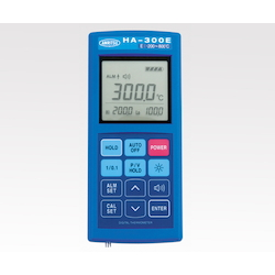 PortableThermometer Full Function E Type with Resolution Switching, Calibration, Alarm, Analog Output Function (1mv/℃)