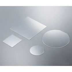 Dummy Glass Substrate Alkali-Free Glass 50 x 50mm 50 Sheets